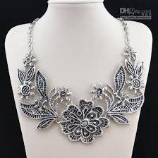 women necklace design images Tips and information about silver necklaces for women jpg