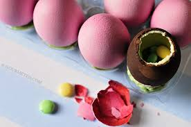 how to make easter eggs chocolate easter eggs so much better than just the plastic ones