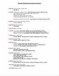 Best Wedding Guest List Template Wedding Party List Template Templatez234