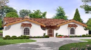 house plans hacienda style youtube