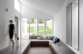 Interior Landscape An Interior Landscape Extruded Cottage Australian Design Review