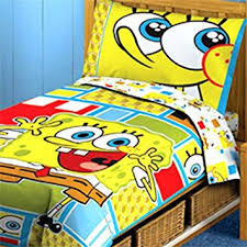 Spongebob Bedding Sets Spongebob Squarepants Toddler Bedding Set 4pc