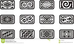 mexican ornamental designs royalty free stock photography image