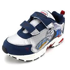 Amazon Com Thomas The Tank Engine Train Kids Light Up Sneakers