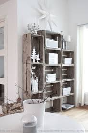 wooden crate wall shelves 60 best crate inspiration images on pinterest wood recycled