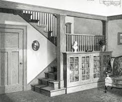 1920s home interiors staircase for a 1920s house sears modern homes