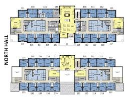 floors plans residence information holy cross college notre dame indiana