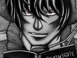 learn how to sketch kira with honolulu artist lei k death note news