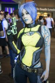 Borderlands 2 Halloween Costumes Character Maya Siren 2k Games U0026 Gearbox Software U0027s