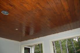 beadboard ceiling panels how to install a beadboard porch ceiling