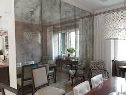 Modern Mirrors For Dining Room by Best 25 Antique Mirror Walls Ideas On Pinterest Antique Mirror