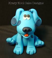 blue u0027s clues cake topper