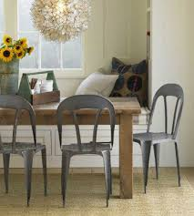 Modern Bistro Chairs Metal Cafe Chairs Metals