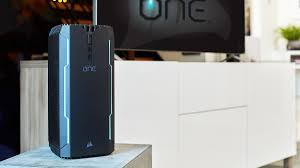 corsair one review a console like pc in the age of pc like