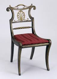 Chair Styles Guide Style Guide Regency Classicism Victoria And Albert Museum