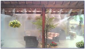 patio misting systems bunnings patios home decorating ideas