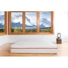 douglas by novosbed cooling gel foam mattress twin size
