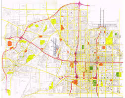 Arizona City Map by Michael Smith U0027s Map Collection A Great Wordpress Com Site