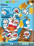 download themes doraemon free doraemon themes mobile9