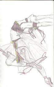 ballet sketches 3 by annie cant draw on deviantart