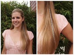 hair feathers diy hair feathers peta