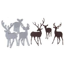 reindeer paper crafts images craft decoration ideas