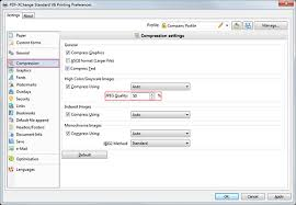 compress pdf below 2mb tracker software products knowledge base reduce the file size