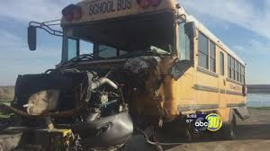 Chp Call Log by 1 Killed In Bus And Van Head On Crash Near Stevinson Chp