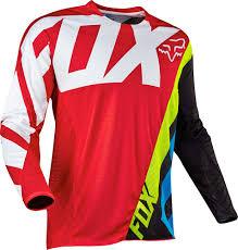 red dirt bike boots 2017 fox racing 360 creo jersey mx motocross off road atv dirt