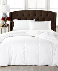Lightweight Comforters Down Comforters And Down Alternative Macy U0027s