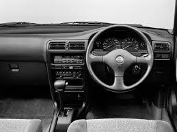 nissan sunny 2015 interior sunny iii wagon y10 2 0 d 75 hp