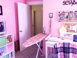 fabric mart fabricistas fan feature pretty in pink sewing room