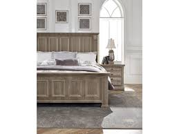 King Size Bed Dimensions Height Vaughan Bassett Woodlands Transitional Queen Mansion Bed Great