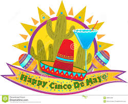 margarita time clipart cinco de mayo banner stock vector image of margarita 38951236