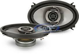 pioneer 4x6 pioneer ts g4643r tsg4643r 4 x 6 2 way g series speakers