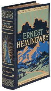 Barnes And Noble Contact Phone Number Ernest Hemingway Four Novels Barnes U0026 Noble Collectible Editions