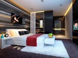 Interior For Homes Delighful Bedroom 3d Design Apartments 2 Apartment Modern Layout