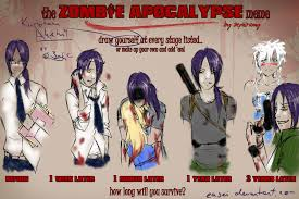 Meme Zombie - zombie apocalypse meme by sephiramy by easei on deviantart