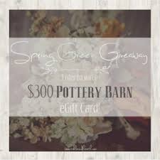 Pottery Barn Gift Card Discount Where Can I Use A Pottery Barn Gift Card Gift Card Ideas