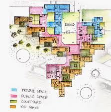 Municipal Hall Floor Plan by Case Study Amsterdam Orphanage Aldo Van Eyck Archinter
