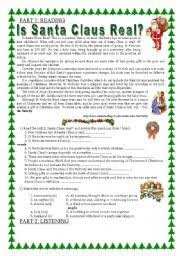 christmas reading worksheets free worksheets library download