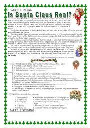 english worksheets christmas worksheets page 8