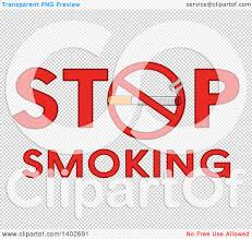 no smoking sign transparent background clipart of a cartoon cigarette in a prohibited restricted symbol as