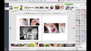 designer photo albums wedding album design add a border to images in your wedding