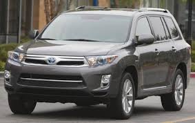 toyota highlander 2012 used 2012 toyota highlander hybrid information and photos zombiedrive