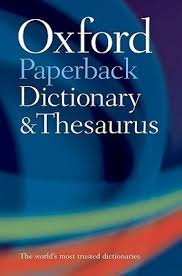 Thesaurus Beautiful by Oxford Paperback Dictionary And Thesaurus 3rd Edition Buy Oxford