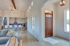 light stained concrete floors light stained concrete floors and high ceilings on countertops
