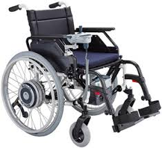 siege de pour handicapé motorisation pour fauteuil roulant manuel max e description