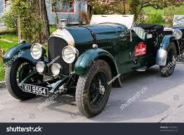 vintage bentley gamlitzapril 24bentley speed model 1925 on stock photo 51791941
