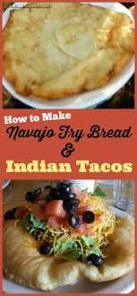 cuisine et tradition indian fry bread and indian taco recipe whats cooking america